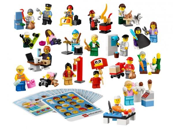 LEGO® Minifiguren Berufe