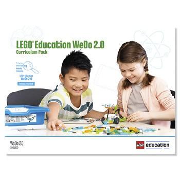 WeDo 2.0 Curriculum Pack