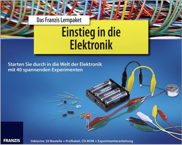 Lernpaket: Einstieg in die Elektronik