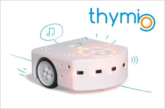 Image result for Thymio 2