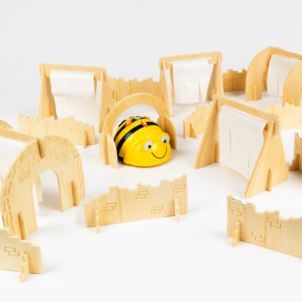 bee-bot obstacle Course