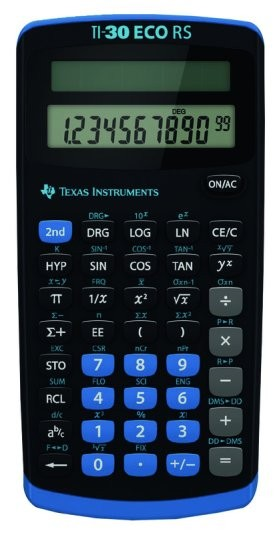 TI-30 eco RS