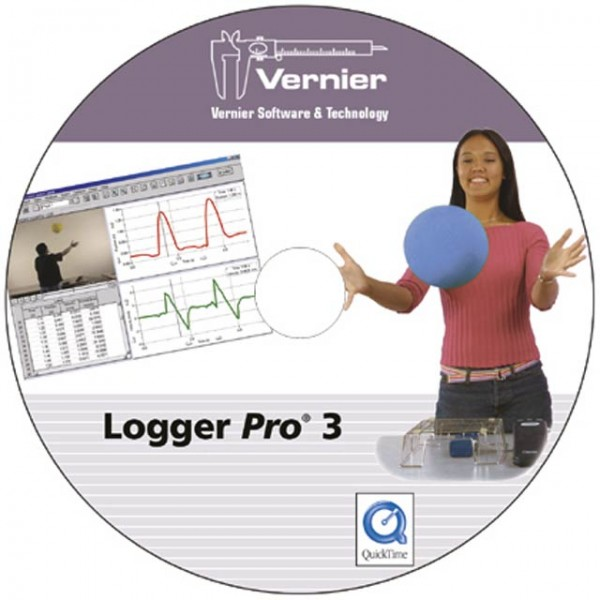 Logger Pro 3 Student CD 5 Pack