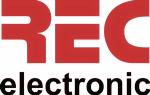 REC electronic Riedinger