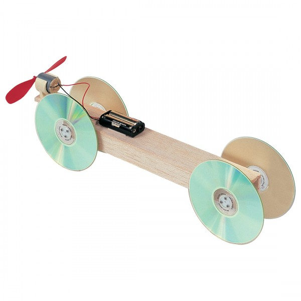 Basic Mousetrap Vehicle
