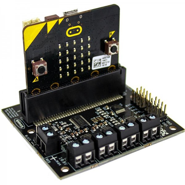 Kitronik All-in-one Robotics Board for BBC micro:bit