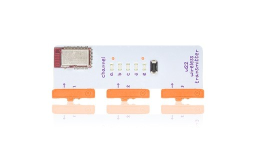 littleBits Wireless transmitter