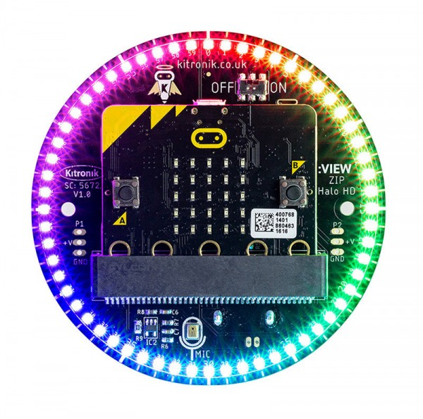 ZIP Halo HD for micro:bit