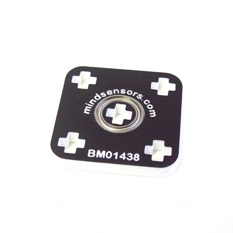 Ball Bearing Mounts for LEGO Mindstorms