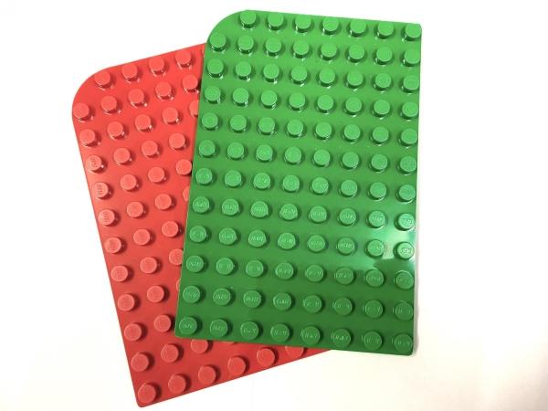 LEGO DUPLO Platte 8x12