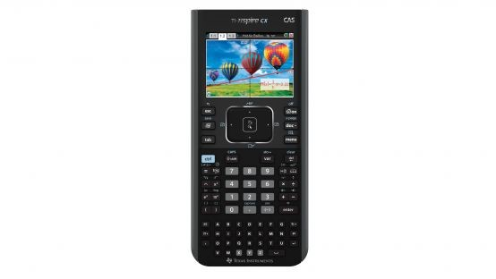Texas Instruments TI-Nspire CX CAS (palmare + software)