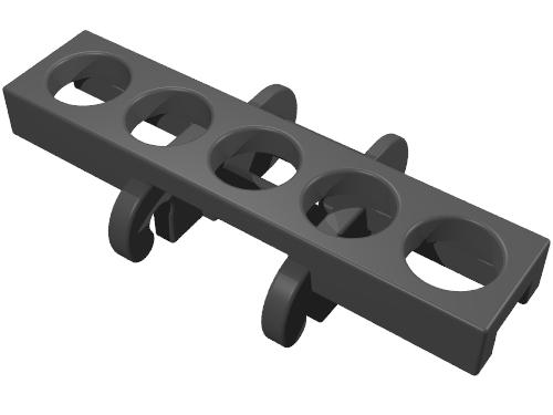 LEGO Technic Kettenglied schwarz