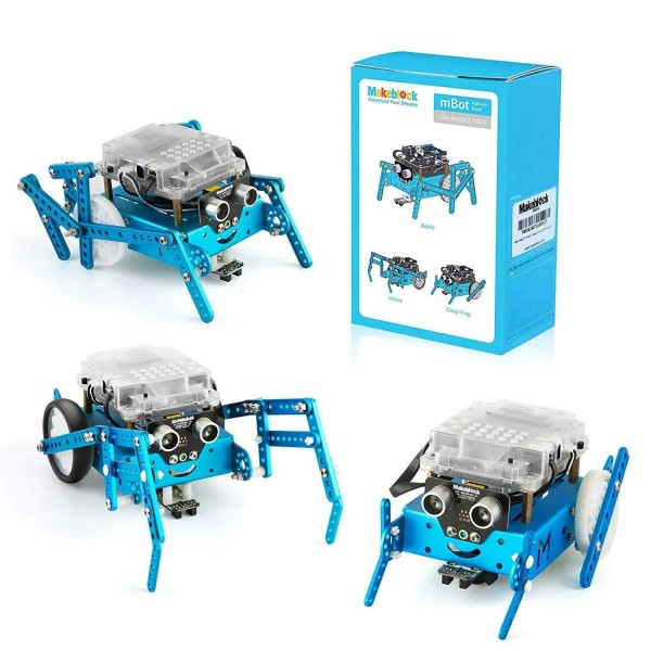 mBot™ Six-Legged Robot Add-on Pack