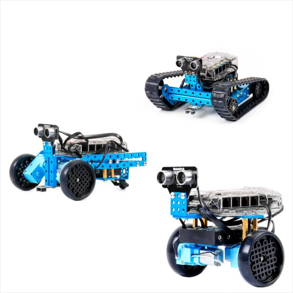 mBot Ranger build