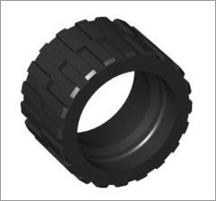 Tyre Low Wide 24 x 14