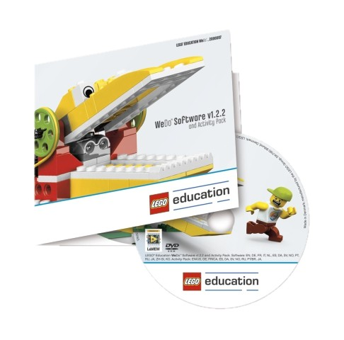 LEGO® Education WeDo Software v.1.2 and Activity Pack | EducaTec AG