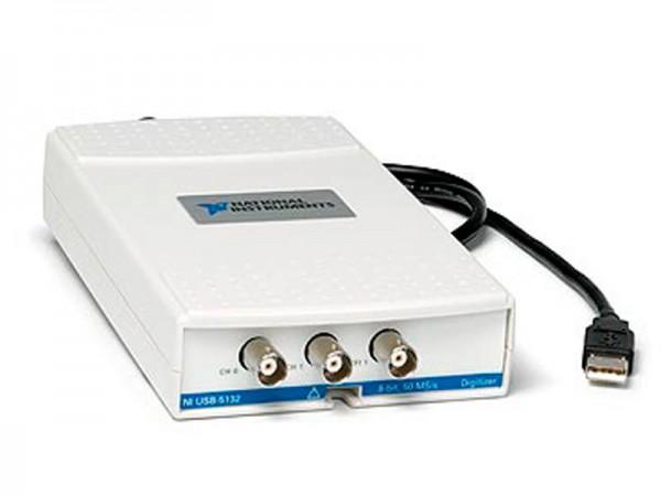 NI-USB 5133 Oszilloskop / Digitizer