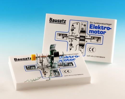 Elektromotor-OB Bausatz