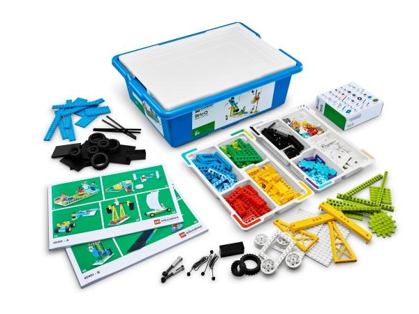 Ensemble LEGO® Education BricQ Mouvement Essentiel