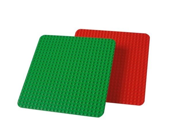 Grosse LEGO® DUPLO® Bauplatten