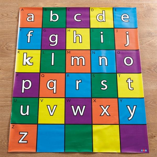 Bee-Bot Alphabet-Spielfeld