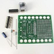 Sensor building kit for NXT