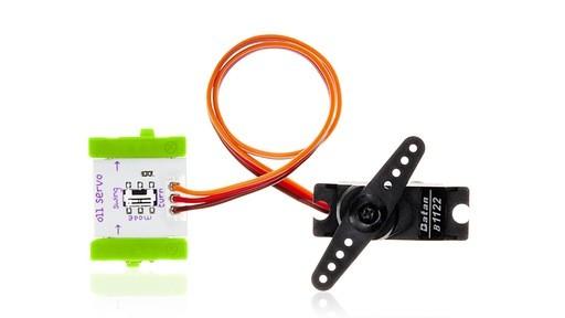 littleBits Servo