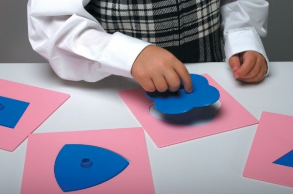 Montessori-Formen