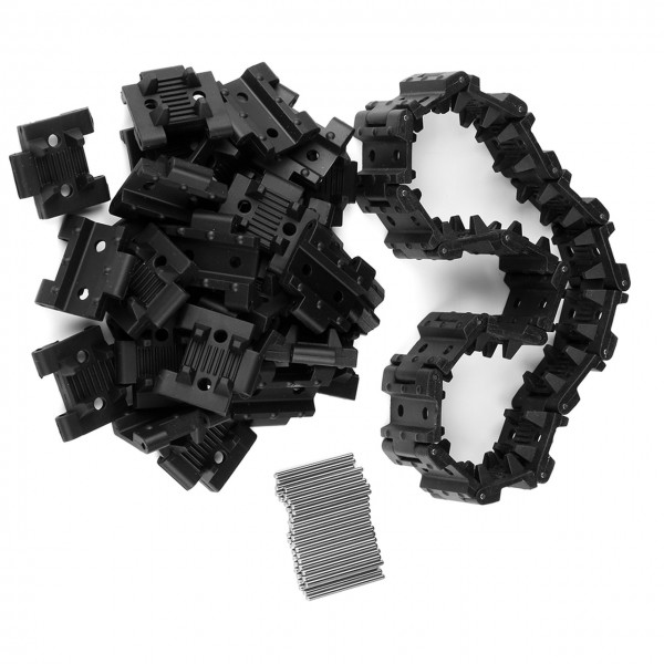Makeblock-Track With Track Axle(40-Pack)