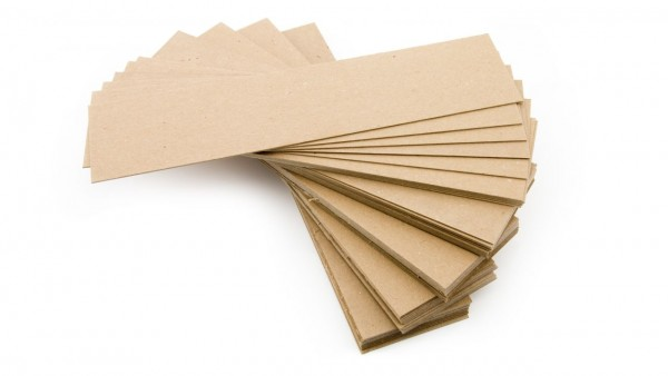Chipboard Sheets 50 Pack