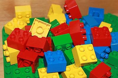 LEGO DUPLO 4er (2x2) Steine