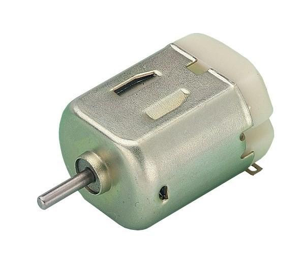 Miniature Low Torque Flat DC Motor
