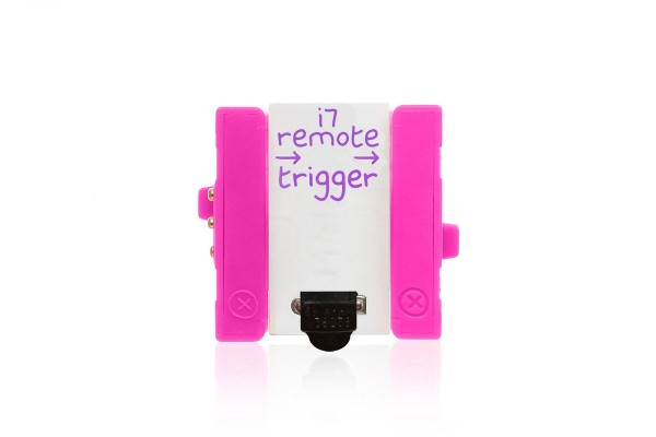 LittleBits Remote trigger