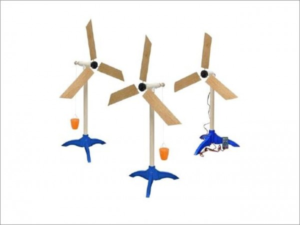 Basic Wind Experiment Kit Pack