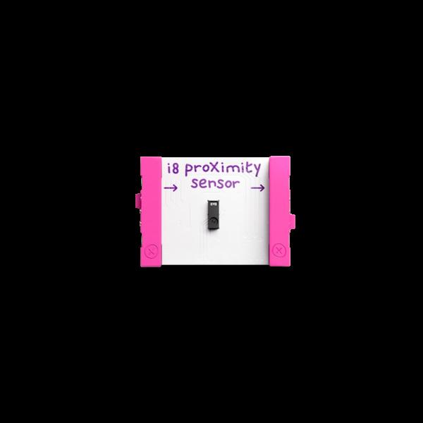 littleBits i8 proximity sensor