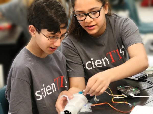 TI-Innovator Hub Student