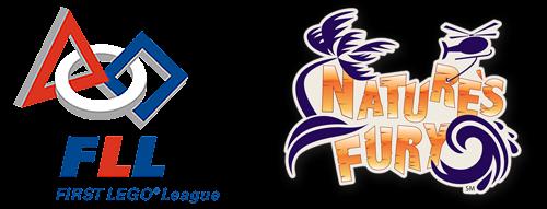 FLL 2013 Nature's Fury Challenge Spielfeld