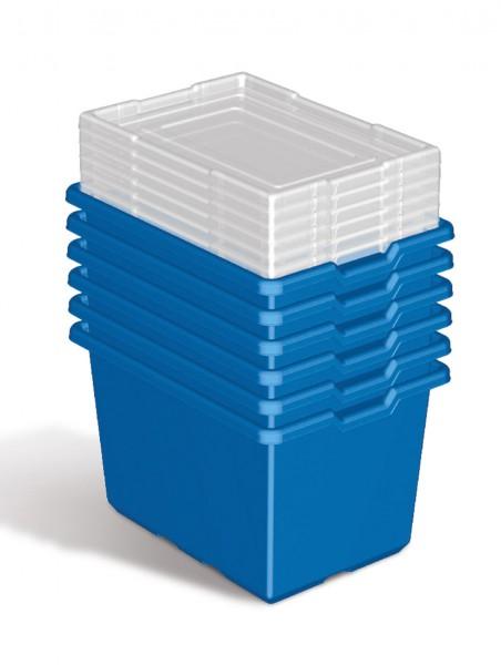 lego aufbewahrungsboxen gross 6 pack educatec ag. Black Bedroom Furniture Sets. Home Design Ideas