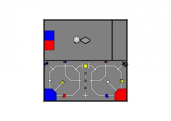 MakeX Starter Smart Links Arena