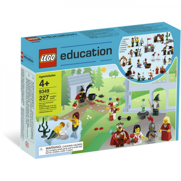 LEGO Fairytale and Historic Minifigure Set