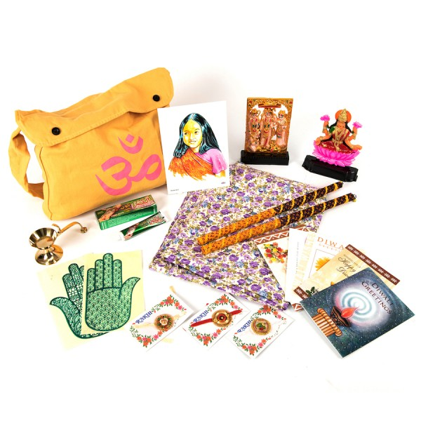 Hindu Childs Artefact Collection
