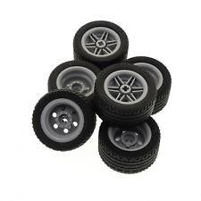 LEGO Mindstorms EV3 Reifen und Felgen Set 2x