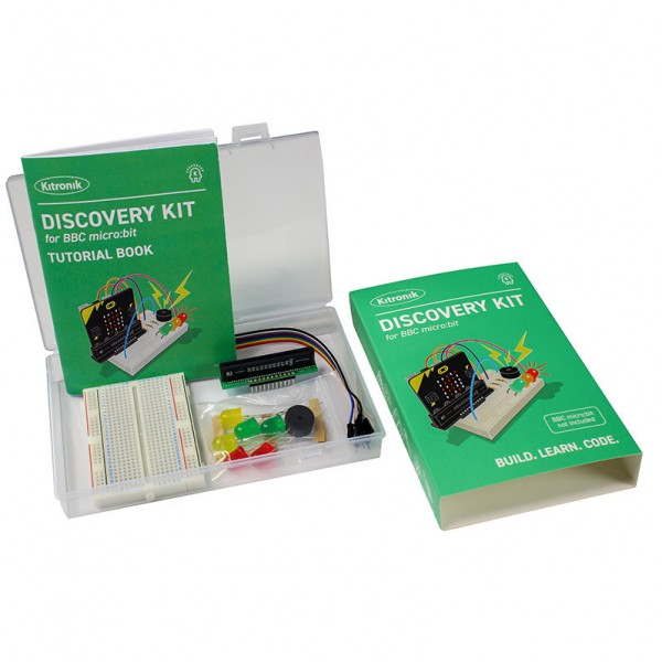 Kitronik Discovery Kit for the BBC micro:bit