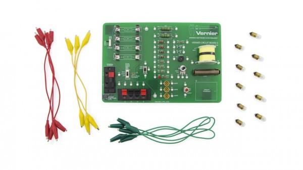 Versuch Experimentierplatine VCB2