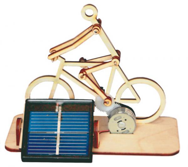Solar Radler - Bausatz