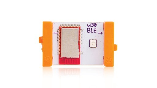 LittleBits bluetooth low energy (BLE)