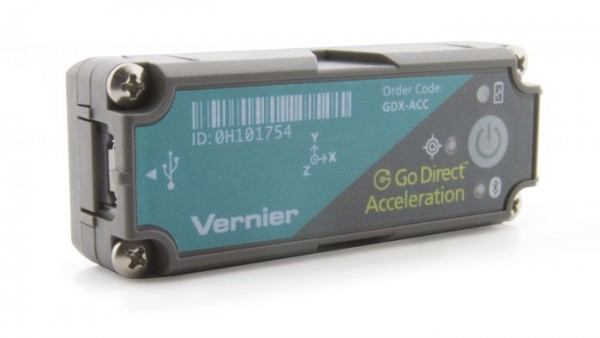 Go Direct® Acceleration Sensor