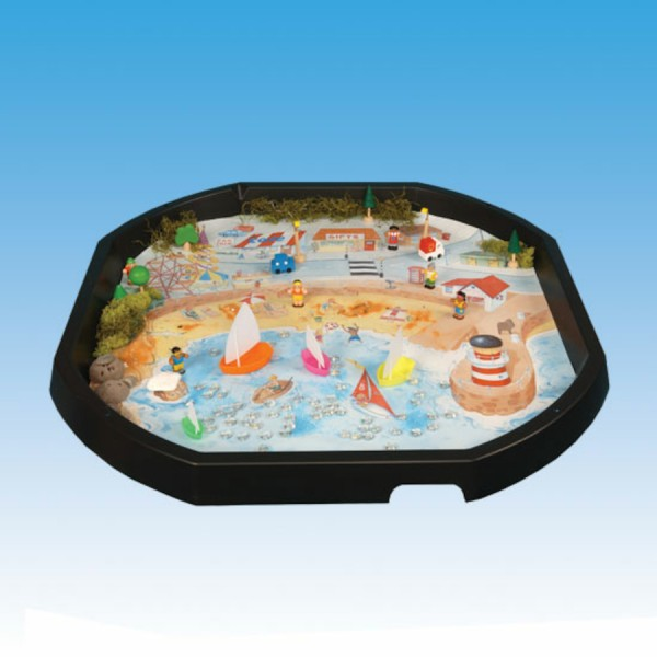 Active World Tuff Tray Seaside Mat