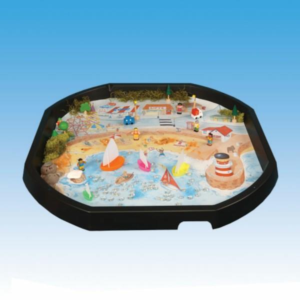 Active World Tuff Tray Seaside Mat