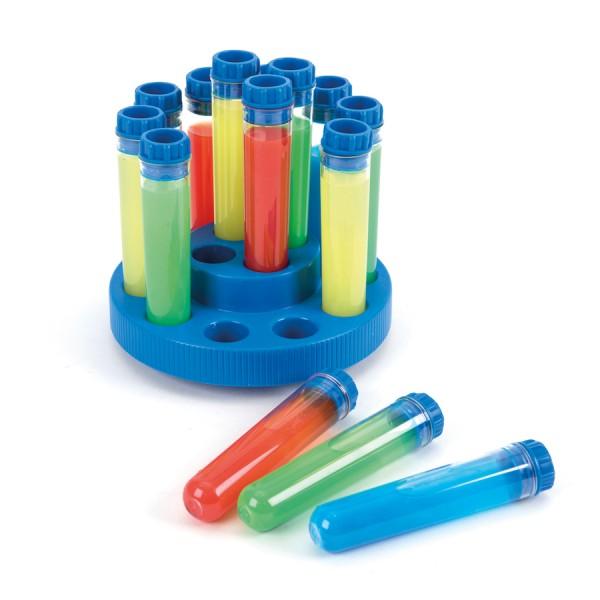 Plastic Test Tubes 14pk
